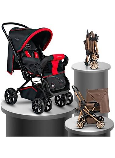 Baby Home Baby Home Bh-655 Pasific Plus Çift Yönlü Bebek Arabası Renkli